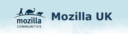 Mozilla UK Logo